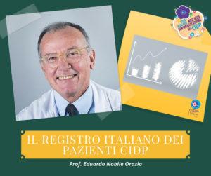 Il Registro Italiano dei pazienti di CIDP.
