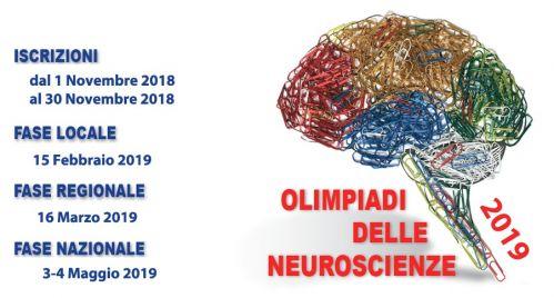 Olimpiadi Neuroscienze 2019