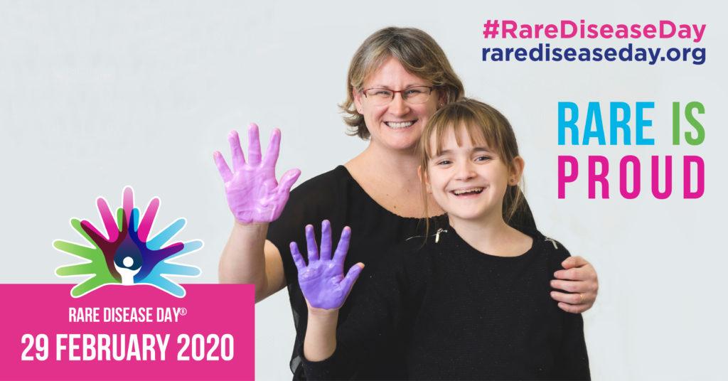 logo rare disease day 2020