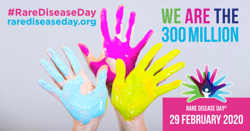 logo rare disease day 2020